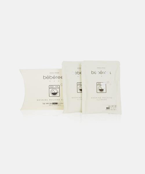 [베베르엘] 세탁조 클리너 (150g×2 / 2달분)