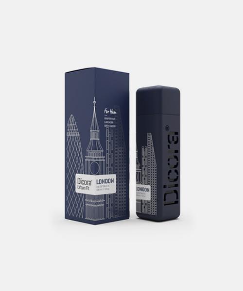 [디코라] 어반핏 런던 향수 100ml (Men)