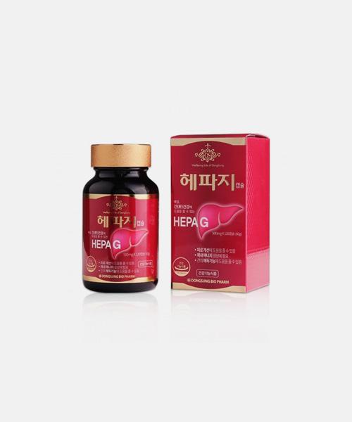 [동성제약] 헤파지 캡슐 120정