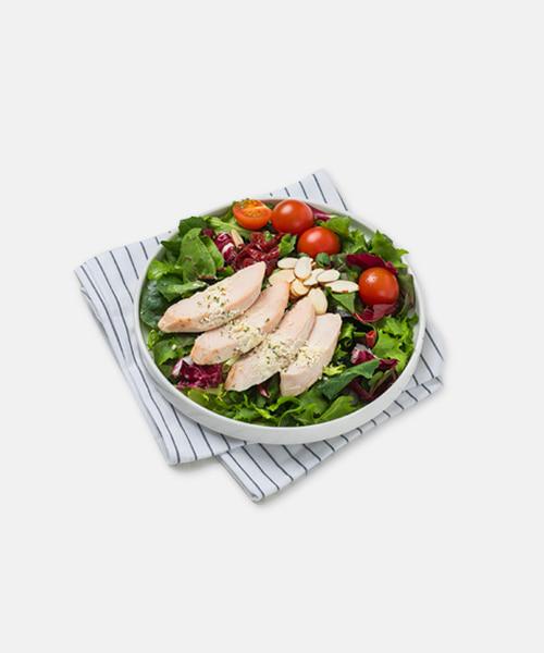 [풀무원] 잇슬림 매일배송 칼로리도시락 300샐러드 1주