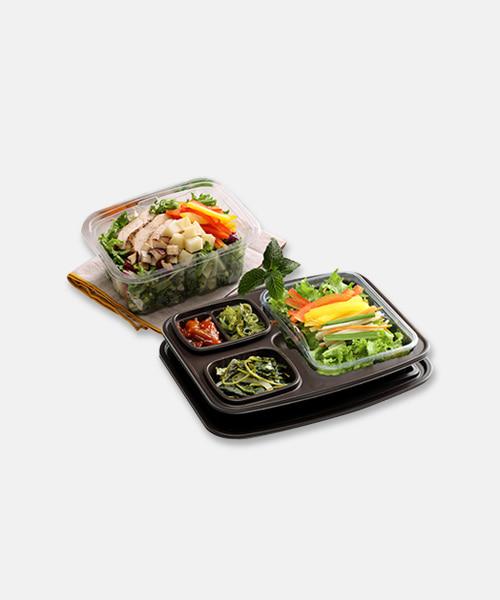 [풀무원] 잇슬림 매일배송 칼로리도시락 500차림+300샐러드 1주