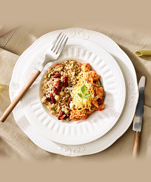 [풀무원] 잇슬림 매일배송 칼로리도시락 400슬림식 1주