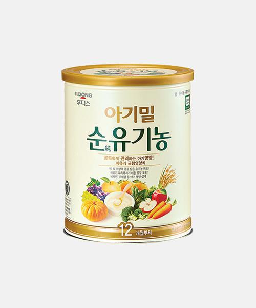 [일동후디스] 아기밀 순유기농 12개월부터