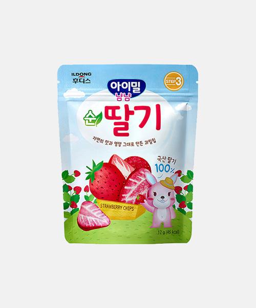 [일동후디스] 순딸기(12g)