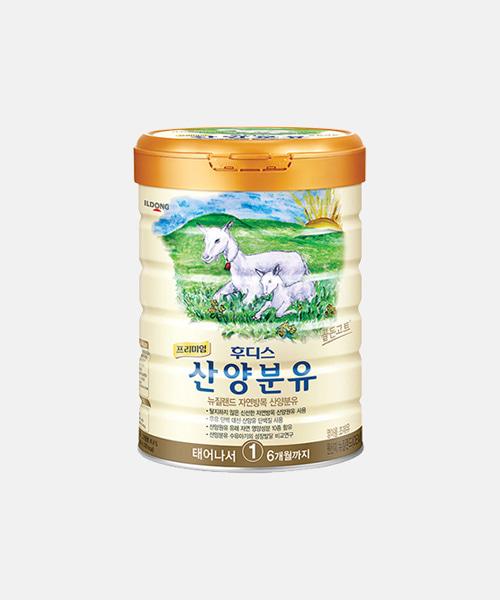 [일동후디스] 산양분유 1단계 800g
