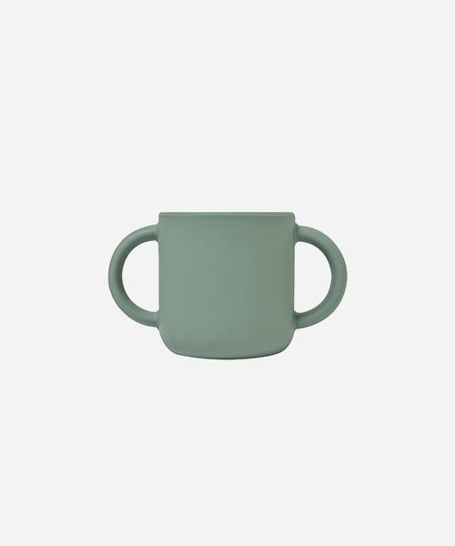 [랄라비] 아이주도 실리콘 컵 (Green)