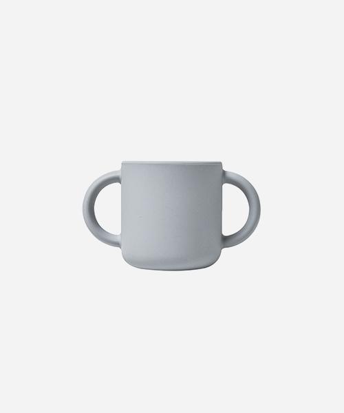 [랄라비] 아이주도 실리콘 컵 (Gray)
