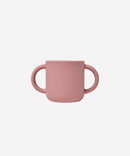 [랄라비] 아이주도 실리콘 컵 (Red)