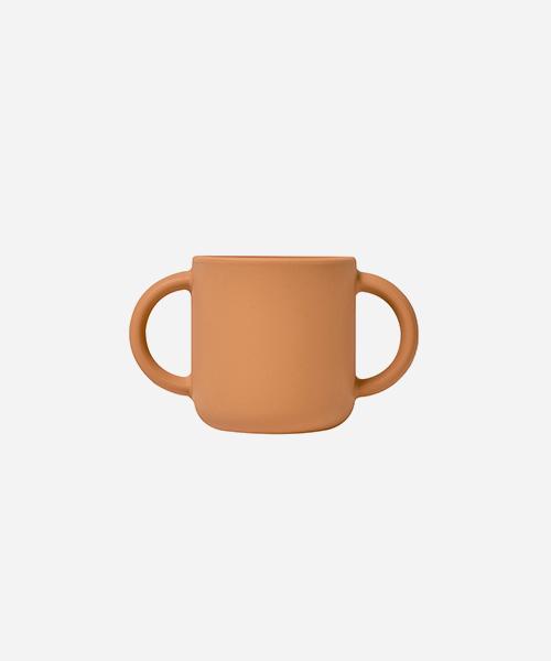 [랄라비] 아이주도 실리콘 컵 (Yellow)